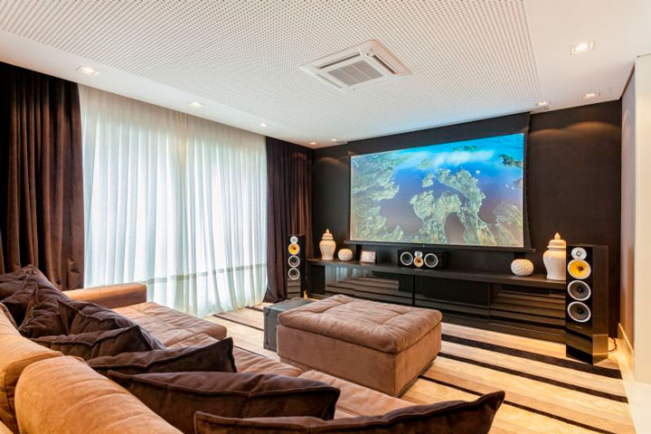 Home theater sala