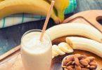 Receitas fitness com banana