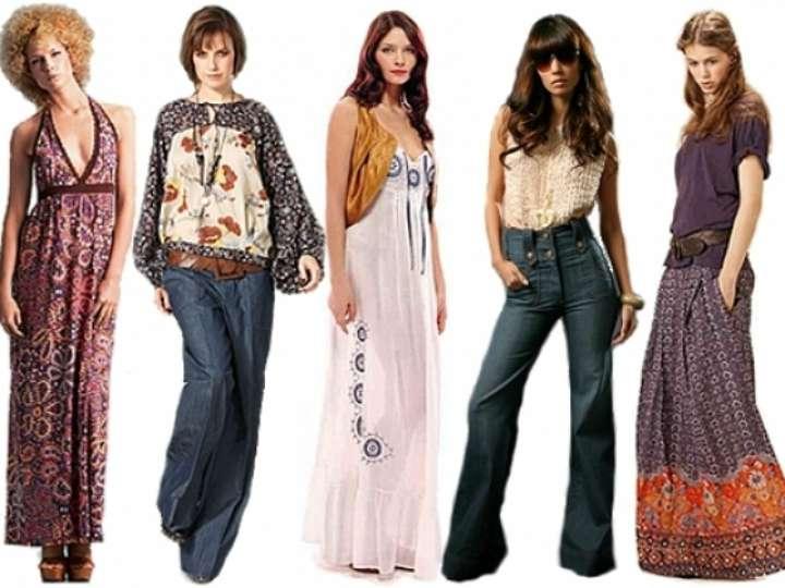 Moda anos 70 hippie rom ntica brilhante e inesquec vel - Moda hippie anos 70 ...
