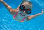 Benefícios da natação infantil