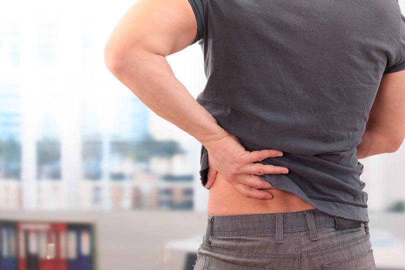 Cura para hernia de disco lombar
