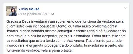 Max Amora depoimento 2