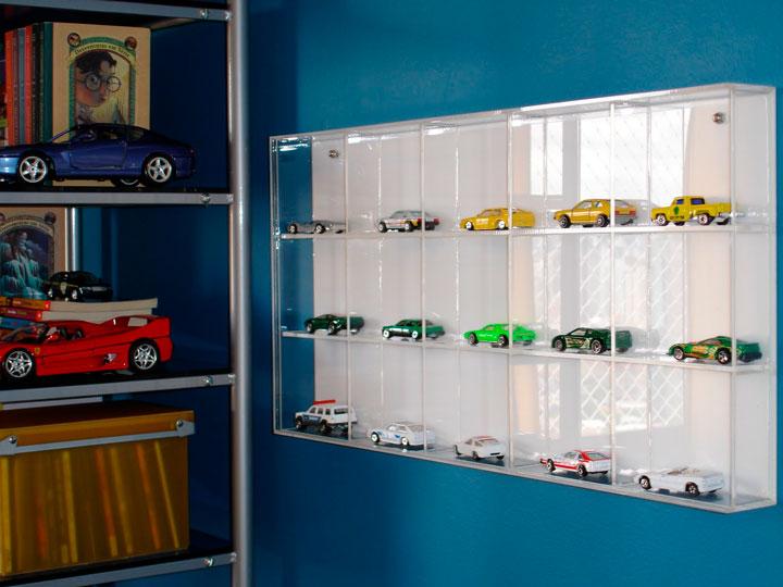 Miniaturas de carros decoração