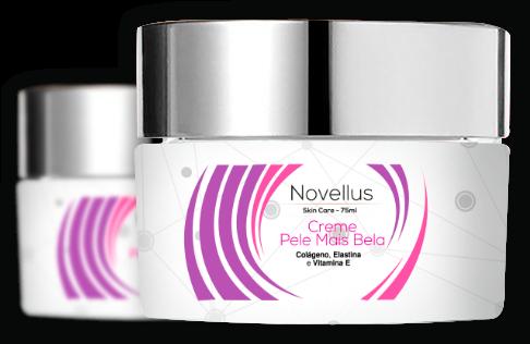 Novellus Skin Care embalagem