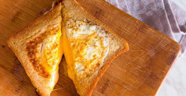 Receitas fáceis com ovos