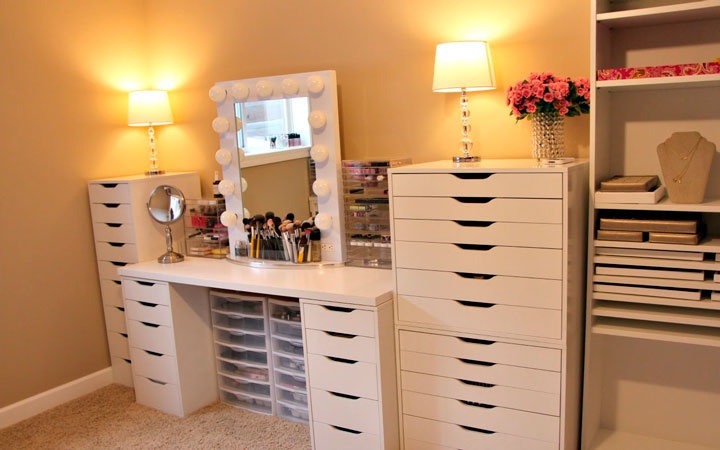 Sala de maquiar
