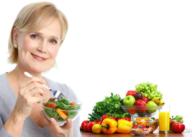 Menopausa e alimentação