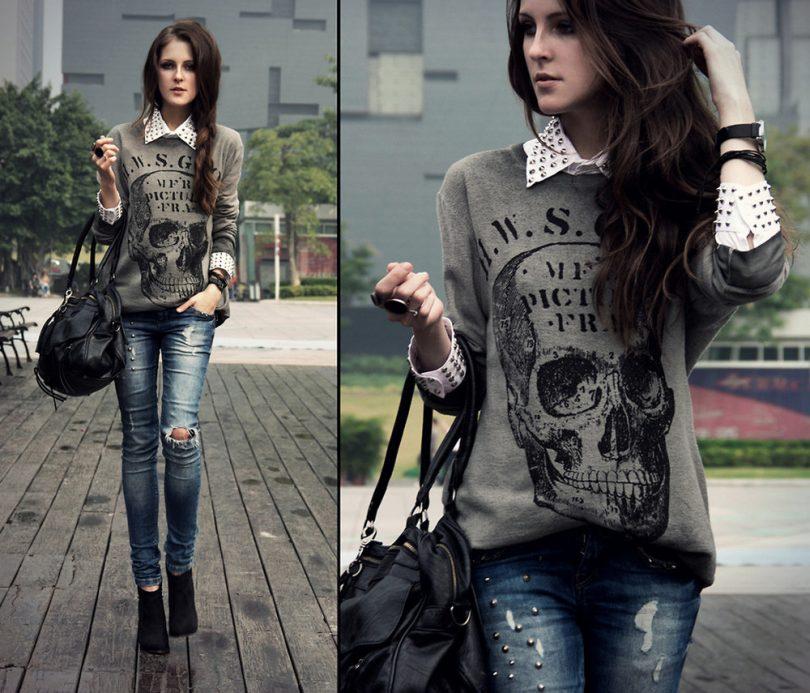 c75e417abb Um dos grandes encantos da moda é que ela se reinventa a cada dia. Para  quem tem estilo e gosta de quebrar tabus
