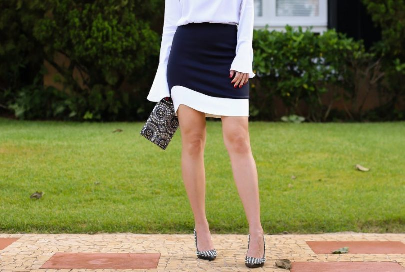 3bd4576764b Muitas mulheres sentem medo de usar saia porque acham que essa peça do  vestuário não valoriza o seu corpo ou simplesmente não cai bem.