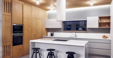 Coifa para cozinha