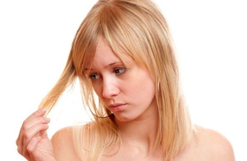 Engrossar cabelos ralos e finos