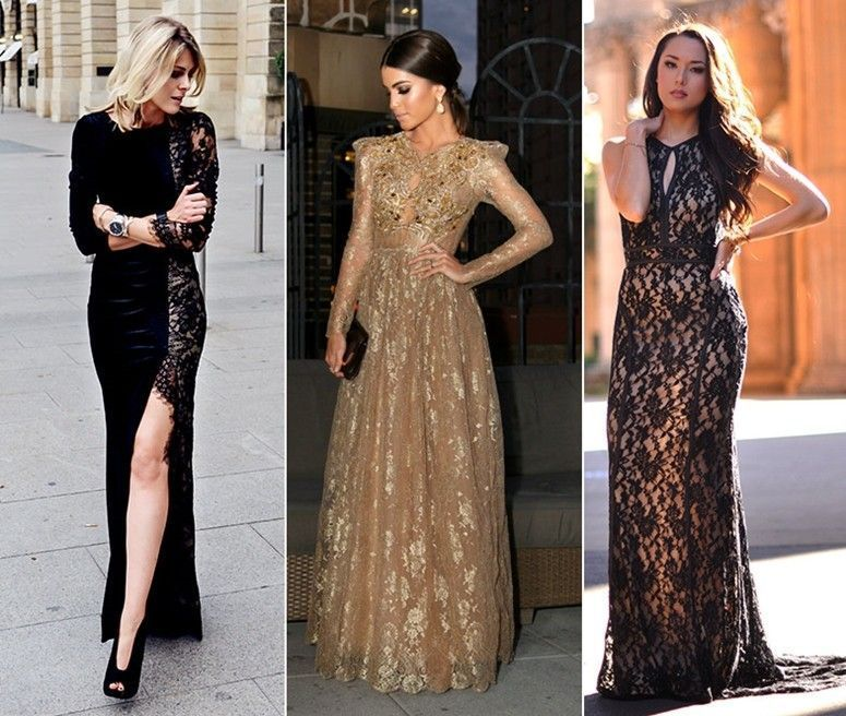 Vestido De Renda Dicas De Como Usar 15 Looks Para Se Inspirar