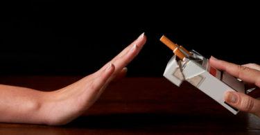 Parar de fumar benefícios