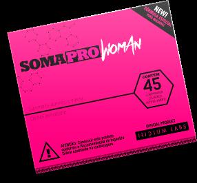 Soma Pro Woman caixa