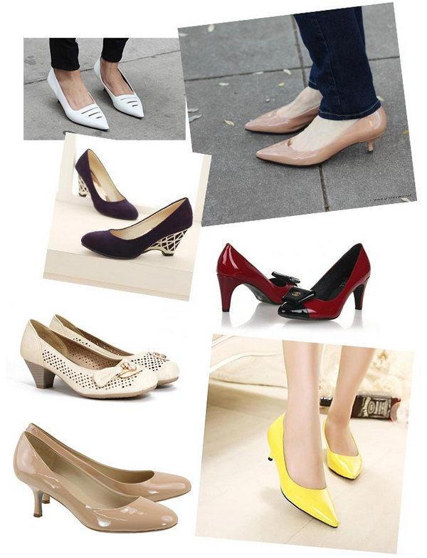98346b4fb Melhores sapatos para trabalhar e 10 fotos para você se inspirar