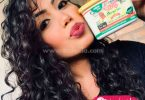 Foto resenha margarina capilar Salon Line