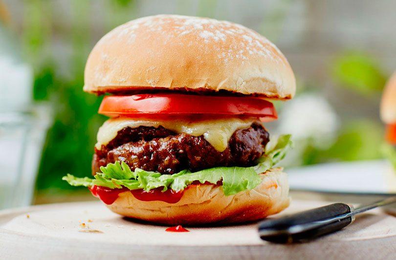 Carne para hambúrguer