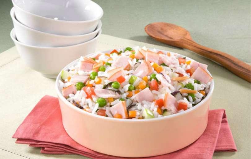 Como fazer arroz de forno no microondas