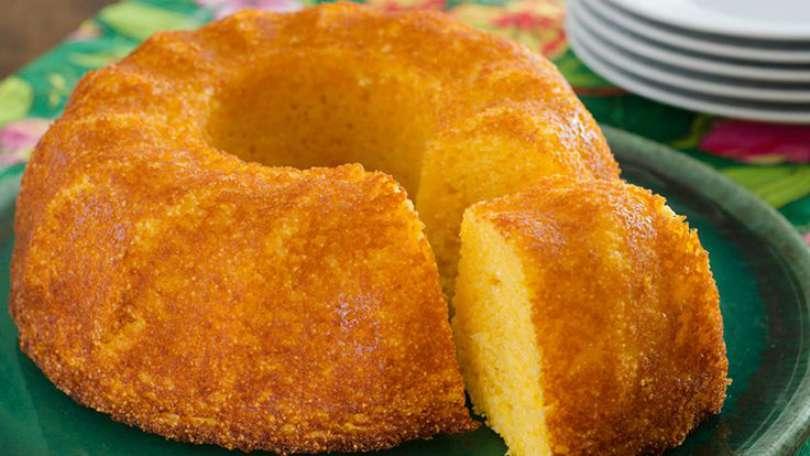 Como fazer bolo de milho verde com queijo