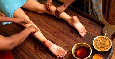 Massagem ayurvédica indicações e contraindicações