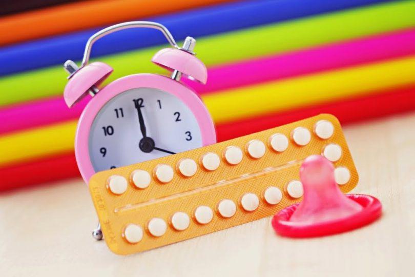 Troca de anticoncepcional