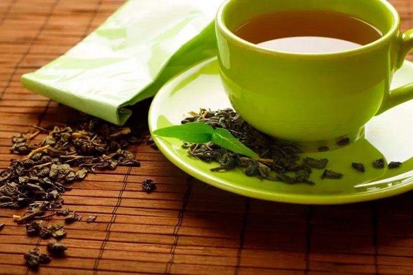 Cafeína no chá
