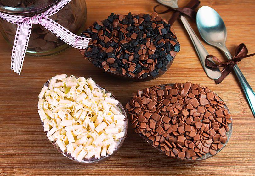 Como Fazer Ovo De Páscoa De Colher Confira Receitas Fáceis E Deliciosas