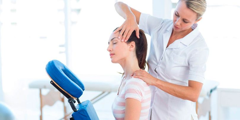 Quick massage: história e origem