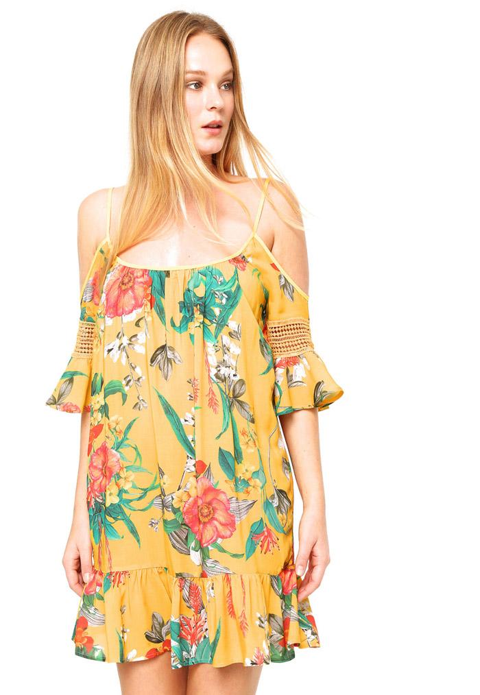 Modelos de vestidos para sair à noite no verão
