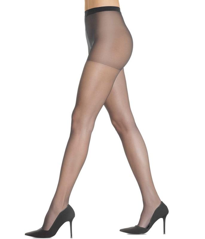 3839ba83d Geralmente o tipo de meia-calça com fios finos apresenta uma tonalidade  similar ao tom natural da pele quando escolhida na cor certa.