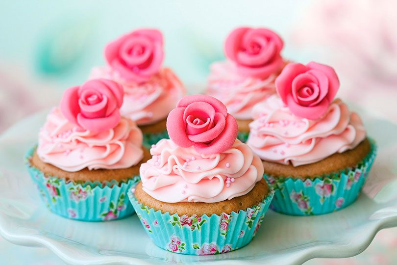 Cupcake receita