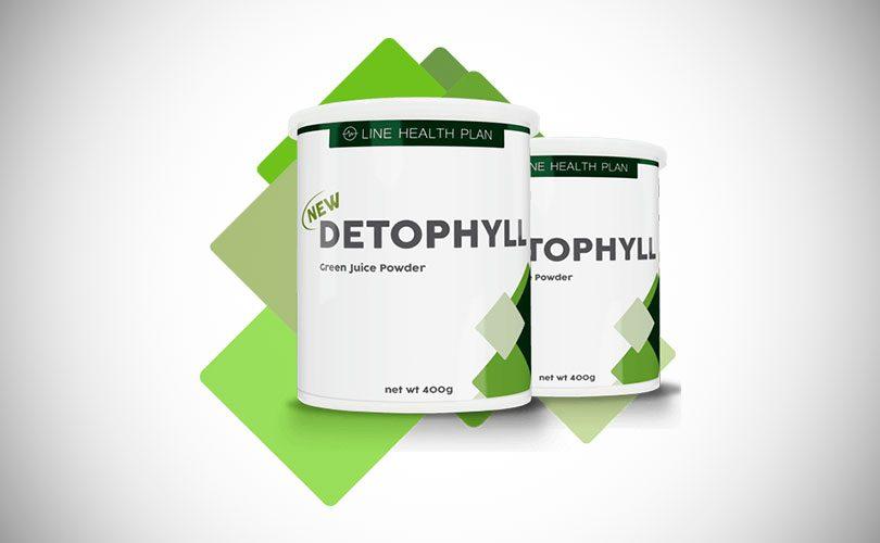 Detophyll emagrece