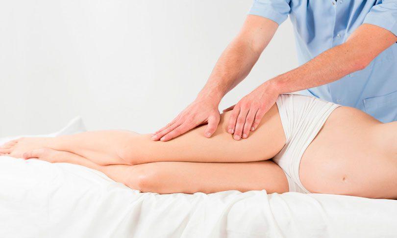 Drenagem linfática no pós-parto