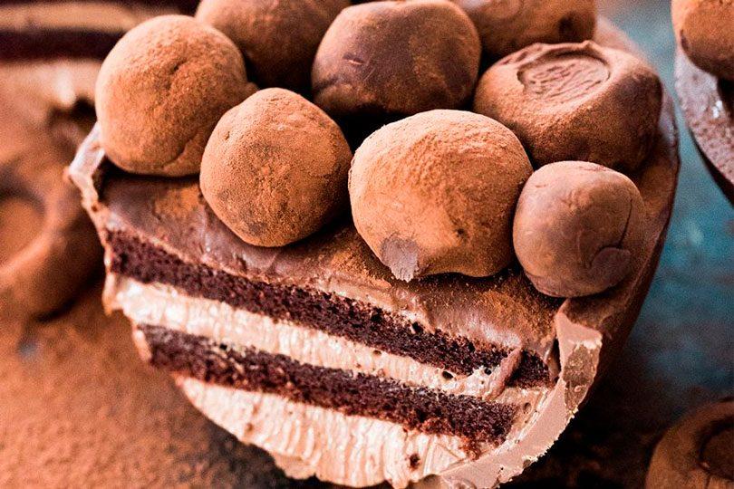 Como Fazer Ovo De Páscoa Trufado Confira Receitas Fáceis E Deliciosas