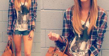 Blusas Tumblr