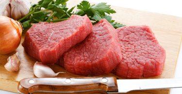 Sonhar com Carne
