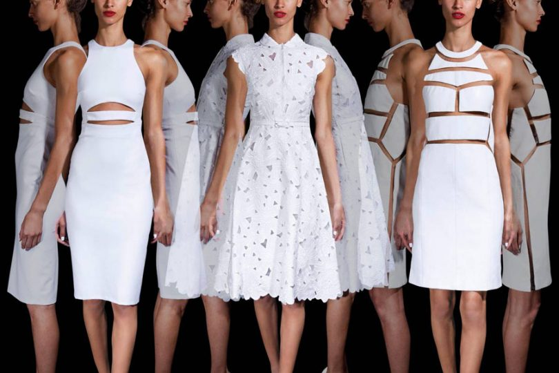 Sonhar com roupa branca