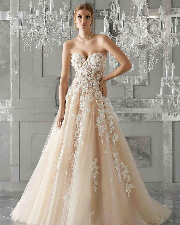 Vestidos De Noiva Confira As Tendências Para 2018 Tudo Ela