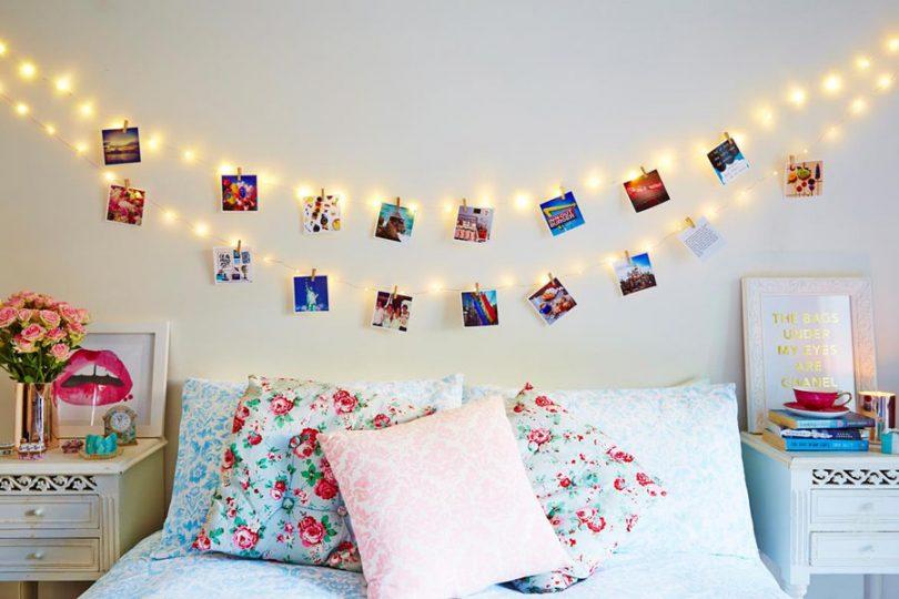 Varal De Fotos Com Luzes E Leds Veja Como Fazer Passo A Passo
