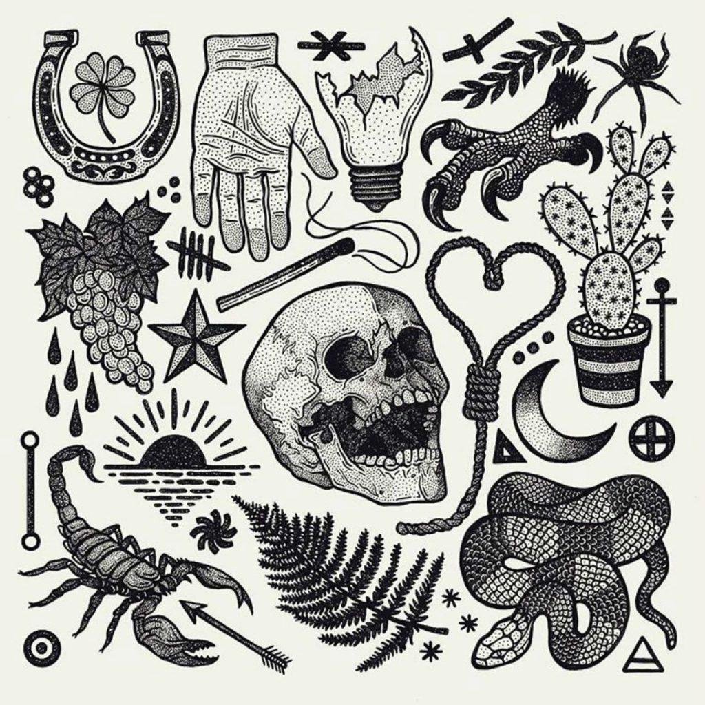 flash tattoo as tatuagens rápidas que são tendência nos eventos
