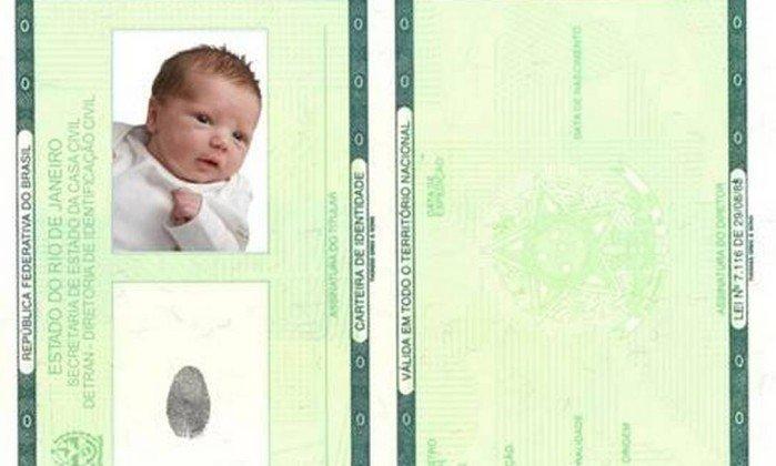 Quando fazer CPF e RG de bebês e crianças?