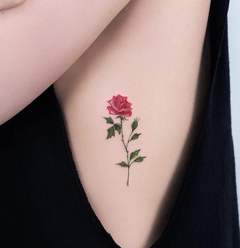 Tatuagem Minimalista Inspire Se Com De 50 Lindas Fotos
