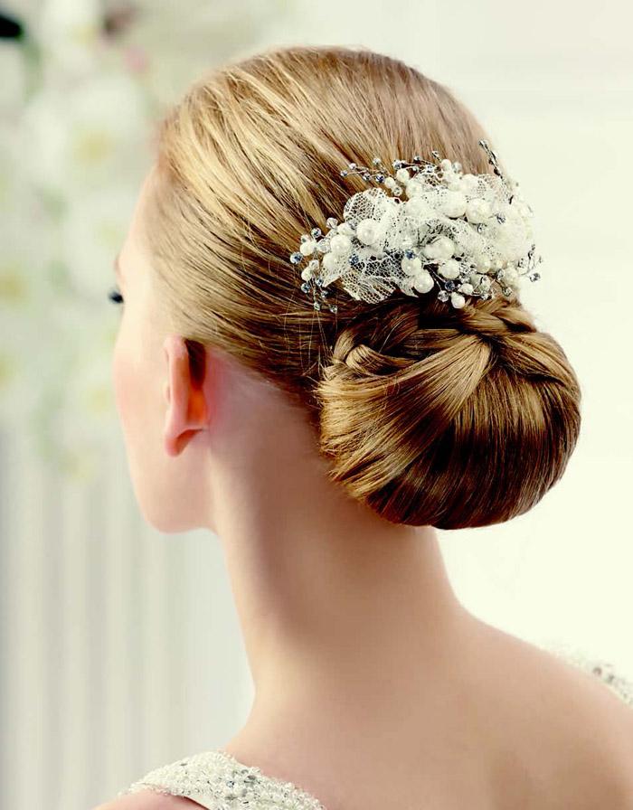 Grinaldas para noivas