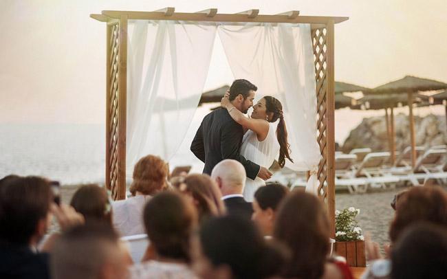 Site para Casamento