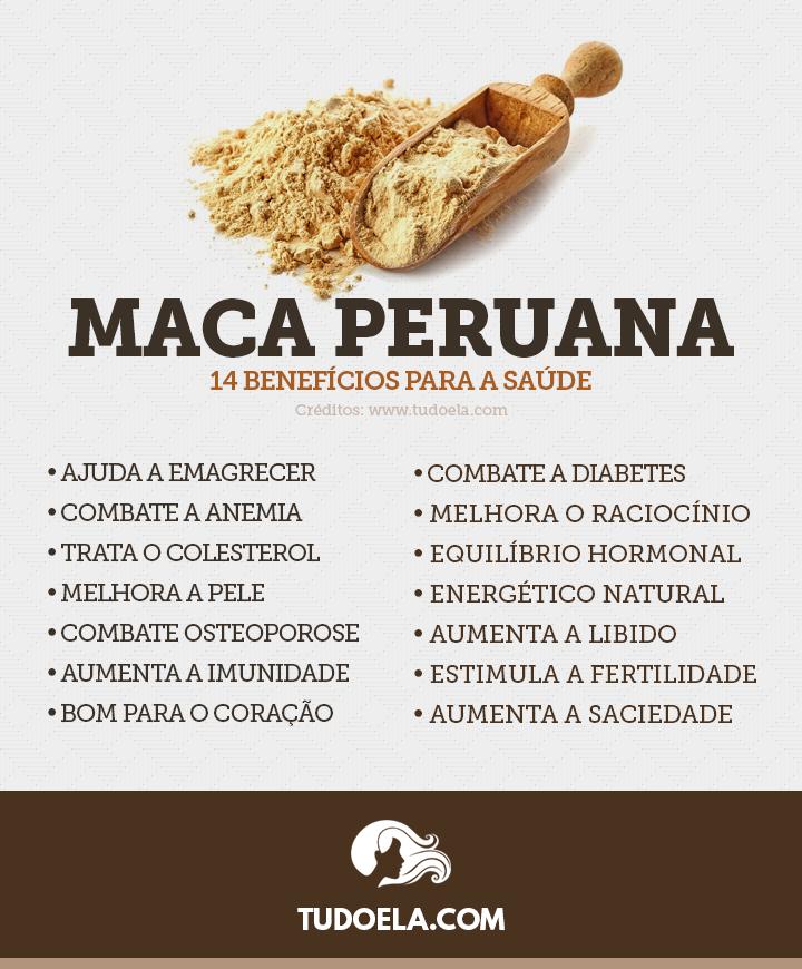 os beneficios da maca peruana em capsulas