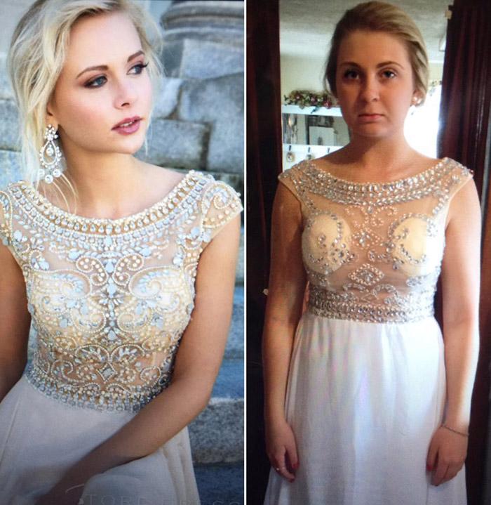 Piores vestidos de noiva