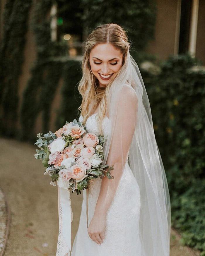 Tipos de véus para noivas
