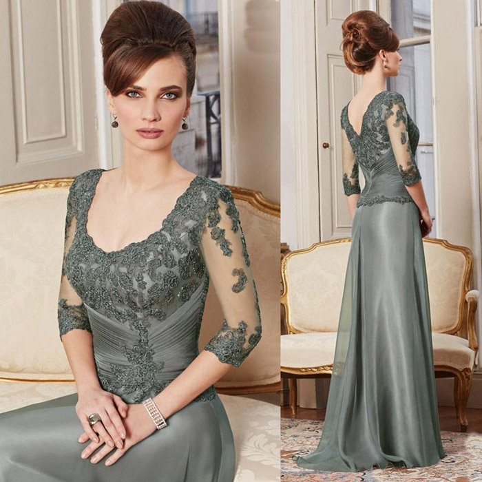 Vestidos de mãe de noiva