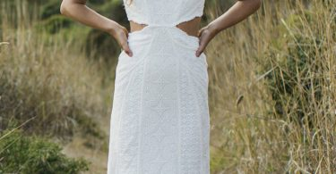 Vestidos de noiva hippie