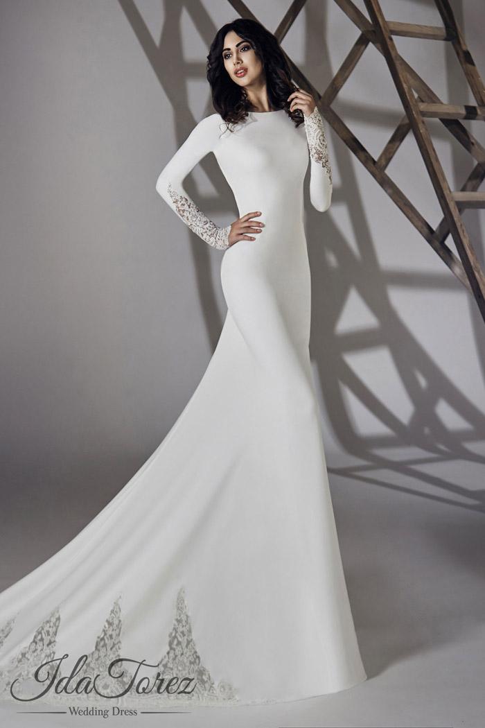 Vestidos De Noiva Manga Longa As Melhores Combina 231 245 Es E